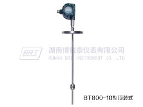 顶装式磁致伸缩液位变送器